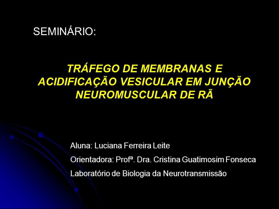 ASPECTOS BÁSICOS DA NEUROTRANSMISSÃO http://academic.wsc.edu/faculty/jatodd1/351/ch6outline.html