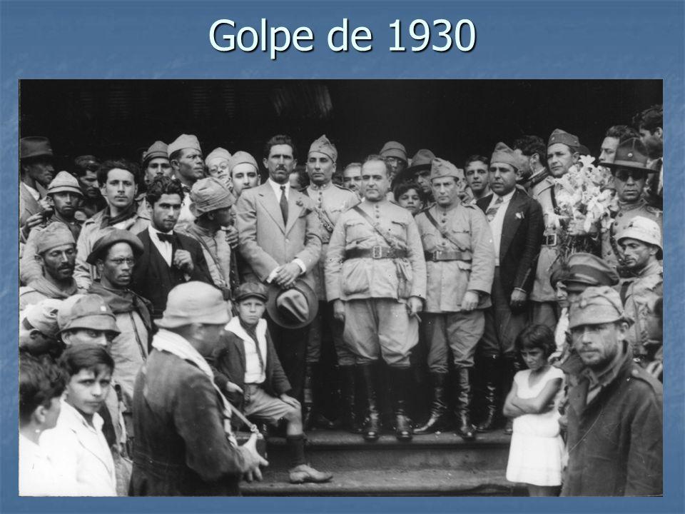 Golpe de 1930