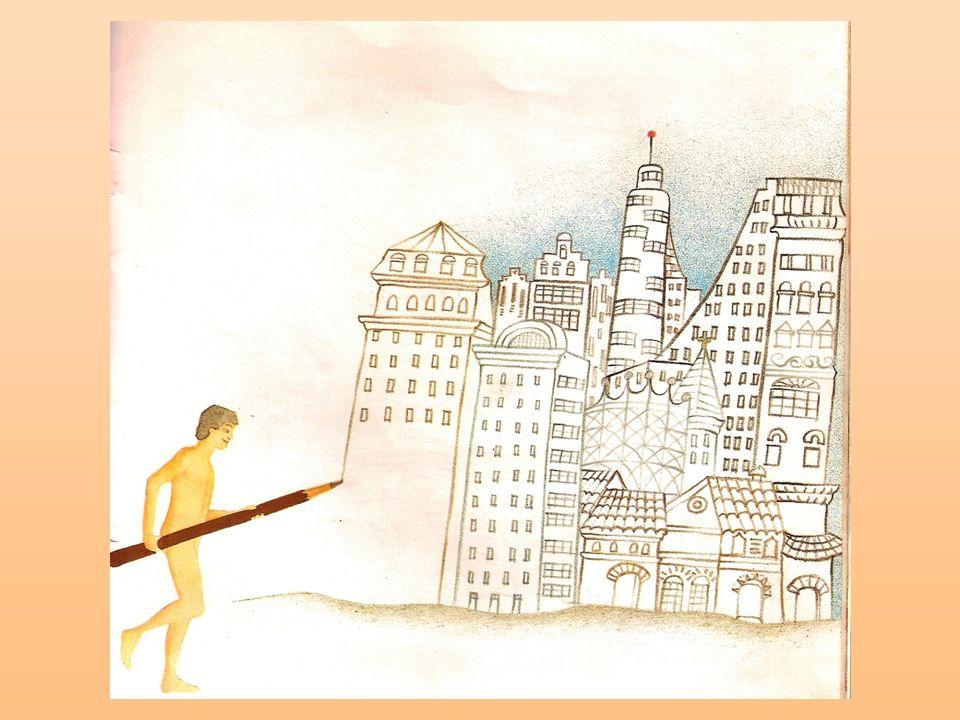 4º B - GUILHERME Eu gostei dessa imagem porque mostra que o Criador deu ao homem a liberdade para ele poder continuar a Sua criação.