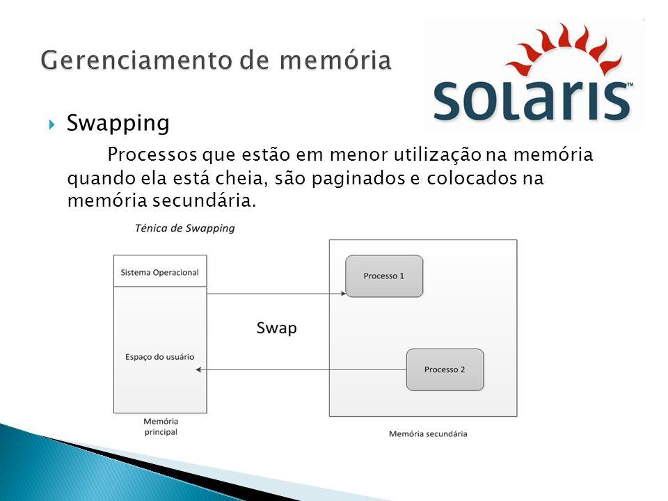 O Solaris é utilizado no Banco do Brasil como plataforma para gerenciamento de redes.