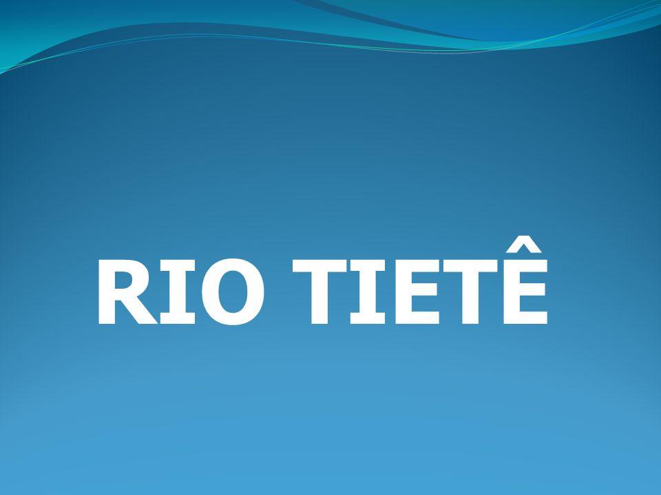 Tietê, palavra que em tupi significa água boa , é o nome de um rio que teve grande importância na história de São Paulo, pois permitiu o povoamento do interior pelos Bandeirantes.