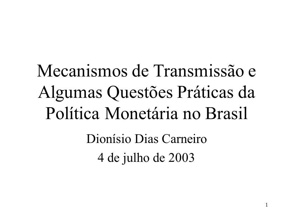 32 Recuperação Americana e a Demanda Global Brasileira, Carta Econômica Galanto jul/02