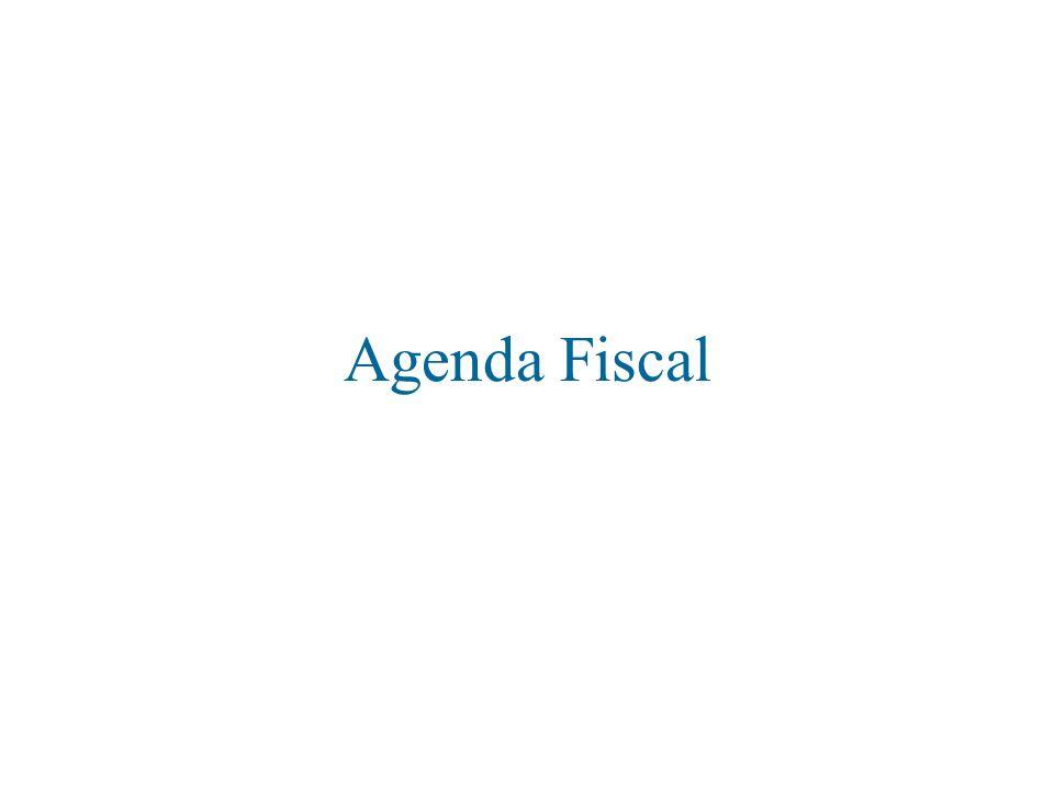Agenda Fiscal