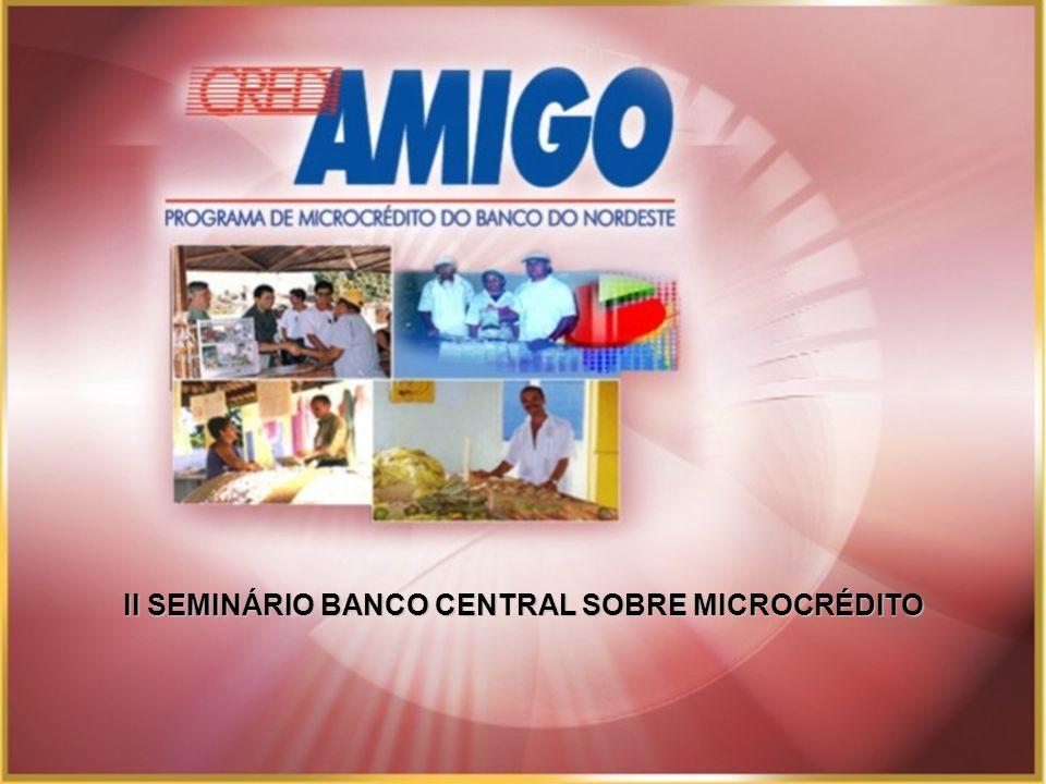 Contribuir para o desenvolvimento do setor microempresarial mediante oferta de serviços financeiros e de capacitação, de forma sustentável, oportuna, adequada e de fácil acesso, assegurando novas oportunidades de ocupação e renda da região Nordeste do Brasil Objetivo do Crediamigo