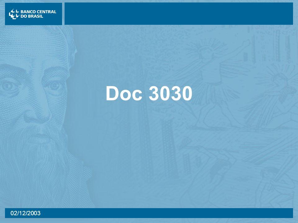 02/12/2003 Doc 3030