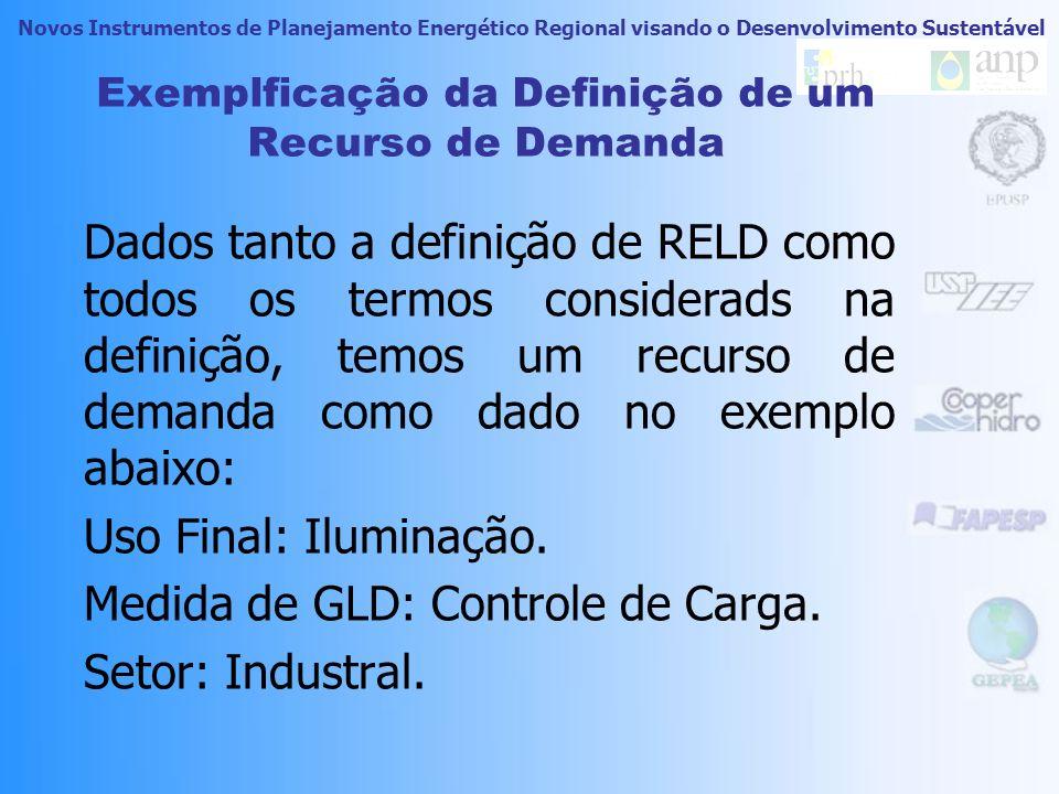 Novos Instrumentos de Planejamento Energético Regional visando o Desenvolvimento Sustentável Setores de Consumo Os Segmentos de consumo da sociedade que foram avaliados no PIR da RAA foram: Residencial Comercial Industrial