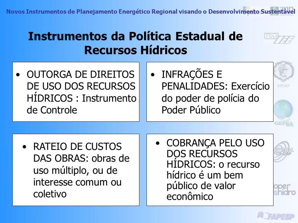 Novos Instrumentos de Planejamento Energético Regional visando o Desenvolvimento Sustentável Como resolver esse Problema? Disseminando e desenvolvendo
