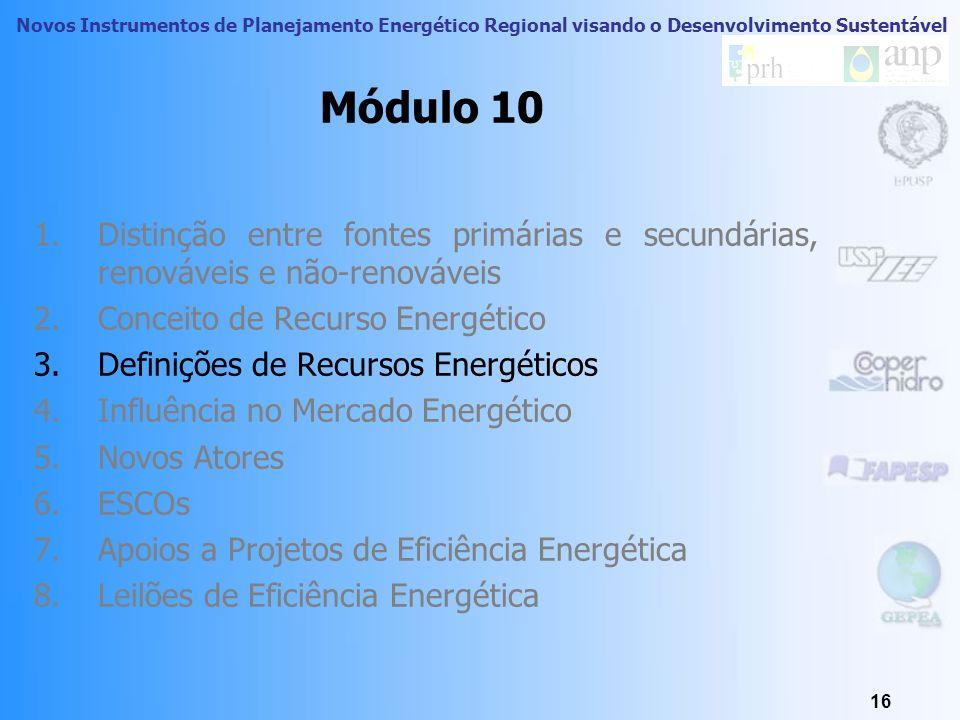 Novos Instrumentos de Planejamento Energético Regional visando o Desenvolvimento Sustentável 15 Energia livre Paralelo com software livre, onde o conh