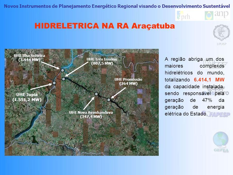 Novos Instrumentos de Planejamento Energético Regional visando o Desenvolvimento Sustentável Oportunidades no mercado de Carbono...AINDA DO LEVANTAMENTO ENERGO-AMBIENTAL