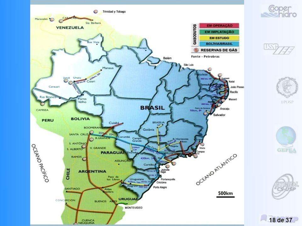 Novos Instrumentos de Planejamento Energético Regional visando o Desenvolvimento Sustentável Introdução Geral Miguel Edgar Morales Udaeta 17 de 37 Vis
