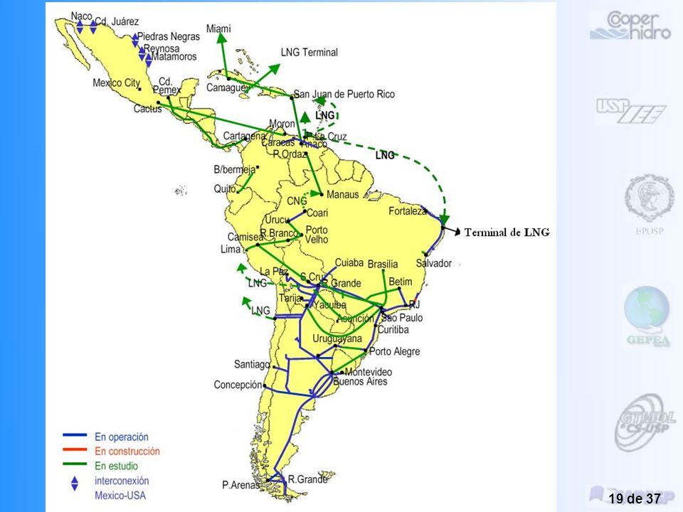 Novos Instrumentos de Planejamento Energético Regional visando o Desenvolvimento Sustentável Introdução Geral Miguel Edgar Morales Udaeta 18 de 37