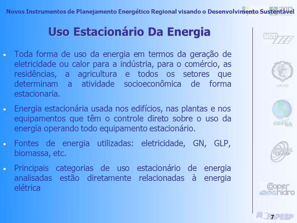 Novos Instrumentos de Planejamento Energético Regional visando o Desenvolvimento Sustentável 6 Uso Móvel Da Energia Capacidade de transporte profundam