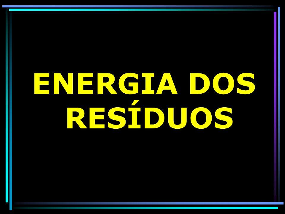 Potencial teórico Somando-se as potências nominais instaladas nas Usinas em análise, temos uma potência total de 6474 MW Potencial realizável Somando-se as potências nominais em uso atual pelas Usinas em análise, temos uma potência total de 640 MW, aproximadamente 10% do potencial teórico