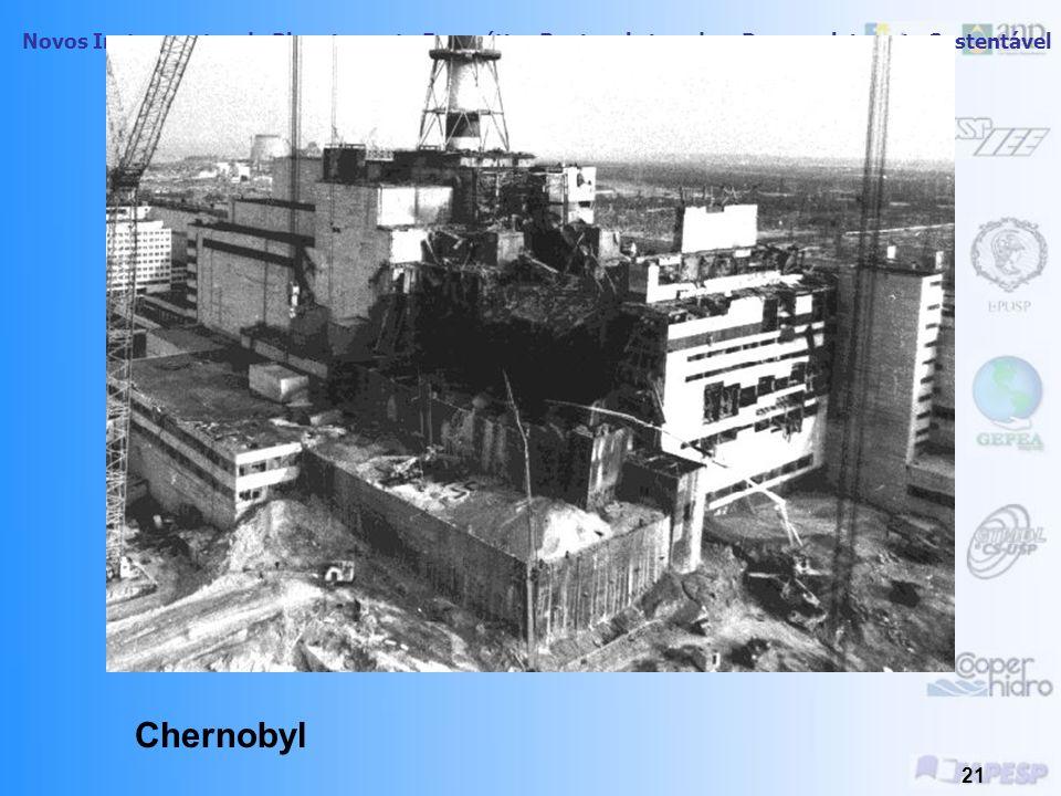 Novos Instrumentos de Planejamento Energético Regional visando o Desenvolvimento Sustentável 20 Energia Nuclear Não apresenta emissões para atmosfera