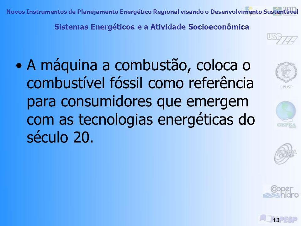 Novos Instrumentos de Planejamento Energético Regional visando o Desenvolvimento Sustentável 12 Manufatura e o desenvolvimento da máquina a vapor 70 A.C.