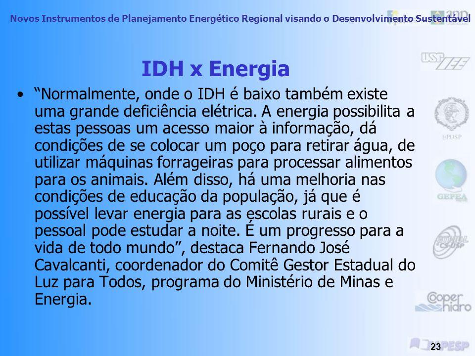 Novos Instrumentos de Planejamento Energético Regional visando o Desenvolvimento Sustentável 22 Comunidade Cachoeira do Aruã Chegada de postesFuturo b