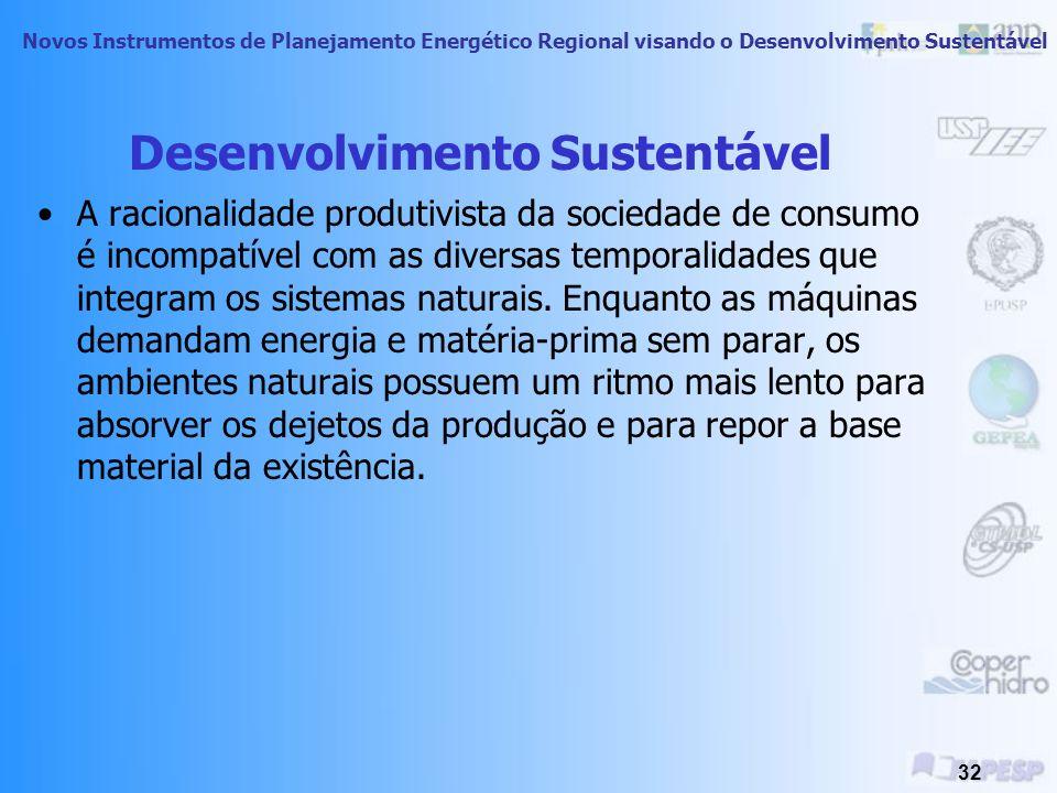 Novos Instrumentos de Planejamento Energético Regional visando o Desenvolvimento Sustentável 31 Dimensão Social Cobertura elétrica: porcentagem de lug