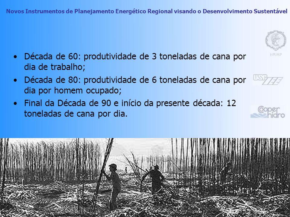 Novos Instrumentos de Planejamento Energético Regional visando o Desenvolvimento Sustentável 16 Piracicaba, com queimadas