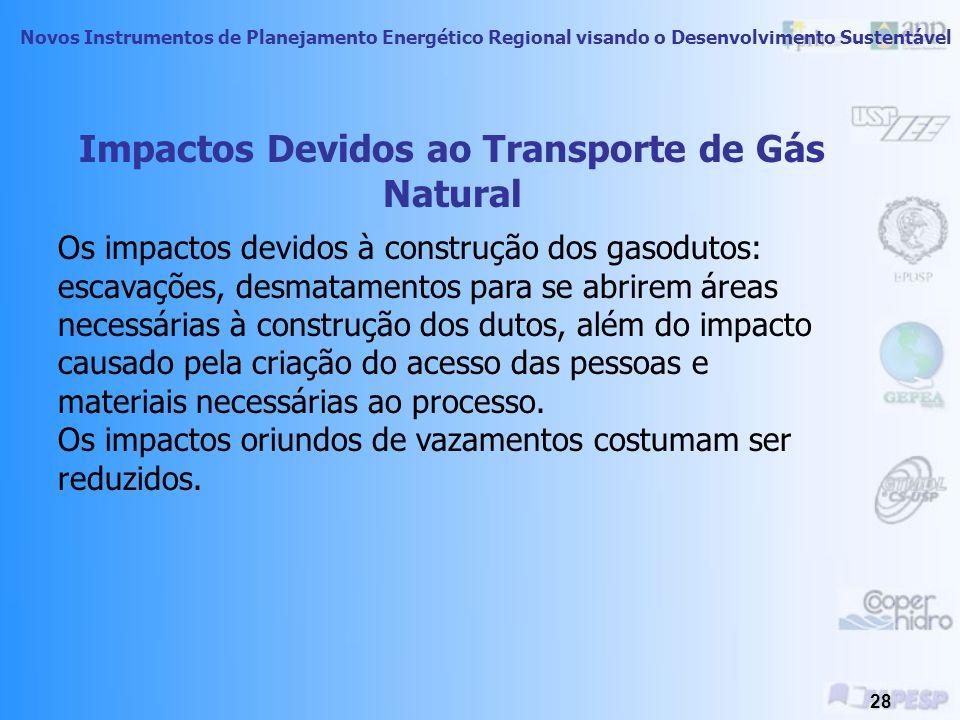 Novos Instrumentos de Planejamento Energético Regional visando o Desenvolvimento Sustentável 27 As esferas são capazes de armazenar mais de 25.000 metros cúbicos de GNL que representam 11.125 toneladas.