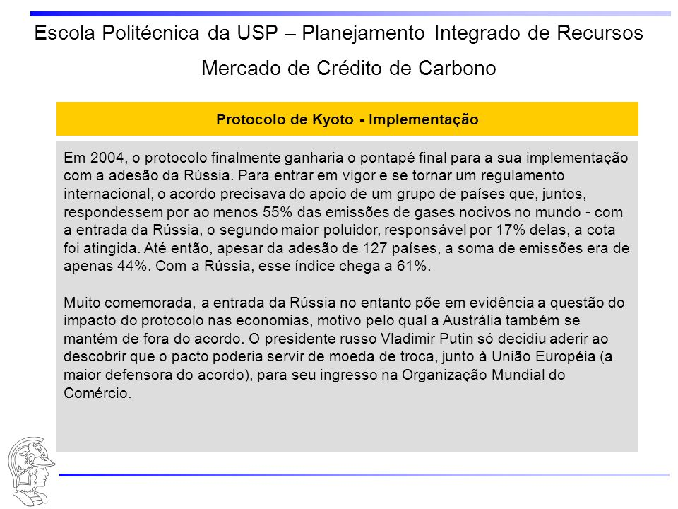 Escola Politécnica da USP – Planejamento Integrado de Recursos Safra 2005/2006 – Tonelada de cana moída/KWh 20-30 KWh/ton.