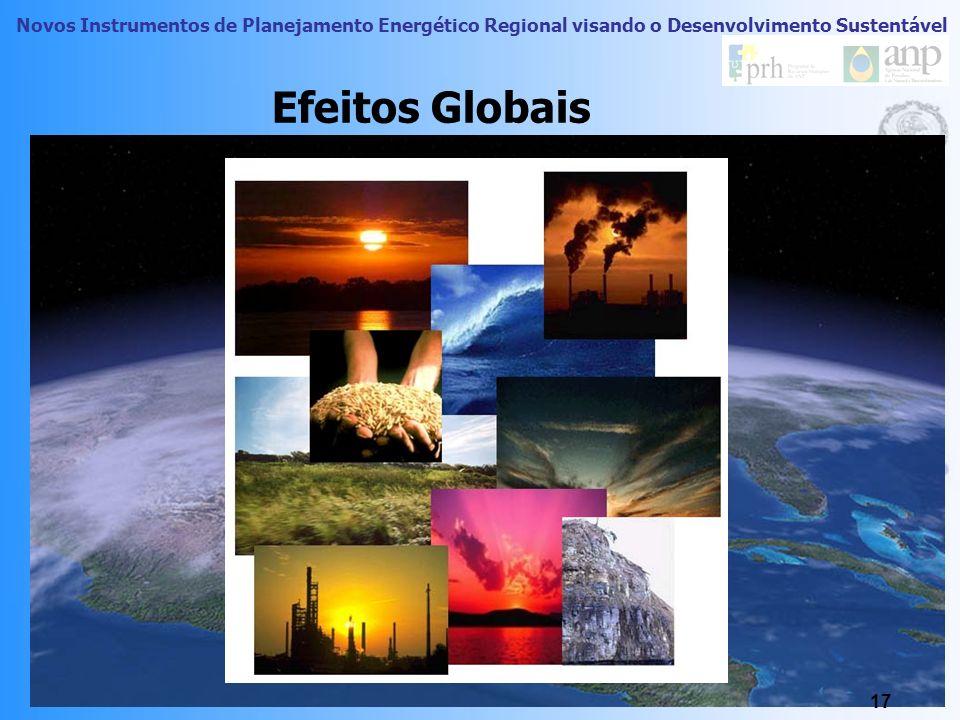 Novos Instrumentos de Planejamento Energético Regional visando o Desenvolvimento Sustentável Sistemas Naturais, Recursos Energéticos e Integração Nota