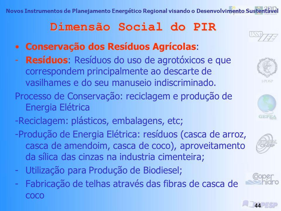 Novos Instrumentos de Planejamento Energético Regional visando o Desenvolvimento Sustentável 43 Conservação- Energia Nuclear Negativos: Em 1957: Liver