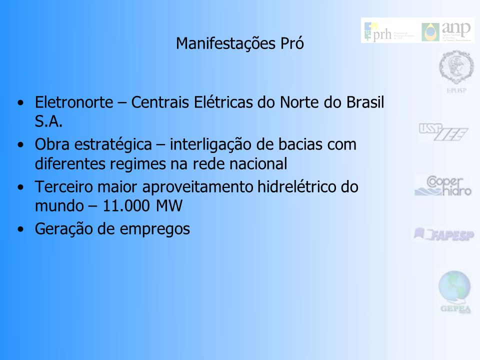 Belo Monte Fonte: www.socioambiental.org
