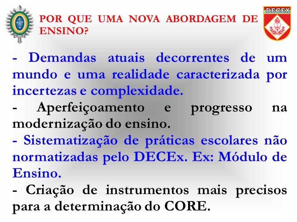 Integração: - com o SIMEB; - com o Sistema de Ensino da Marinha do Brasil; e - com o Sistema de Ensino da Força Aérea Brasileira.