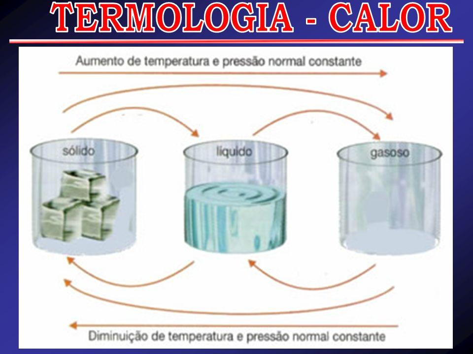Conceitos de Temperatura e Calor Mas o que vem a ser calor.