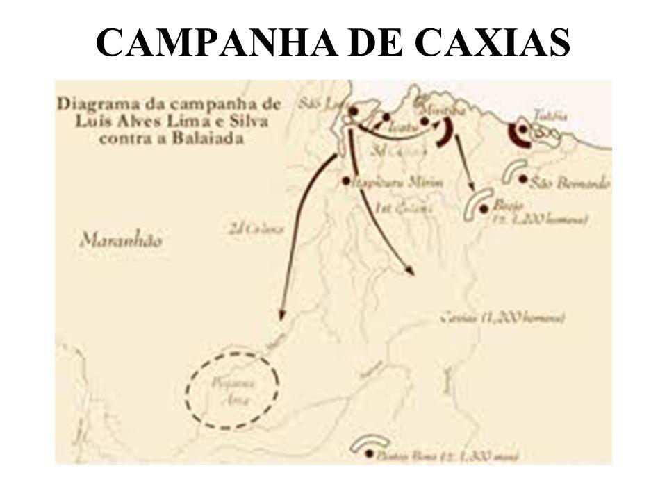 CAMPANHA DE CAXIAS