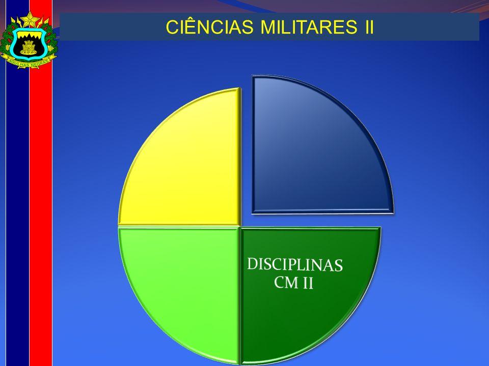 CIÊNCIAS MILITARES II