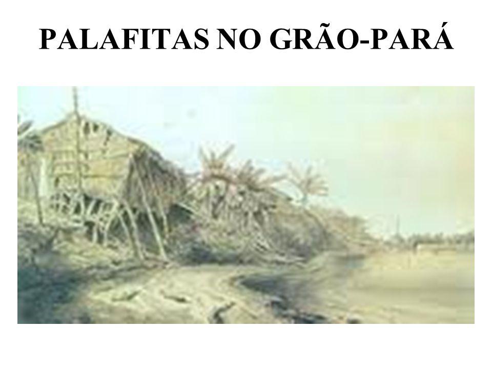 PALAFITAS NO GRÃO-PARÁ