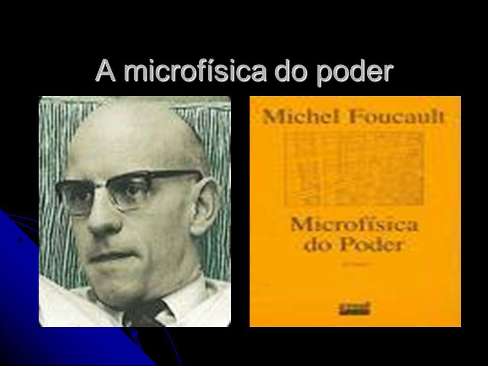 A microfísica do poder