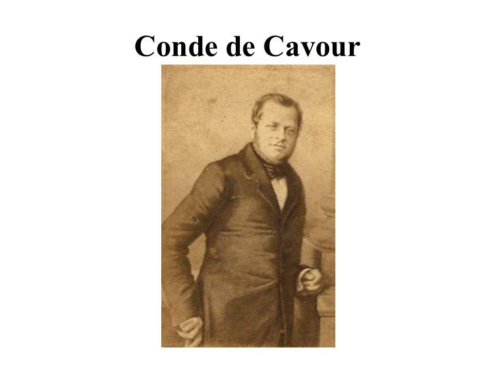 Conde de Cavour