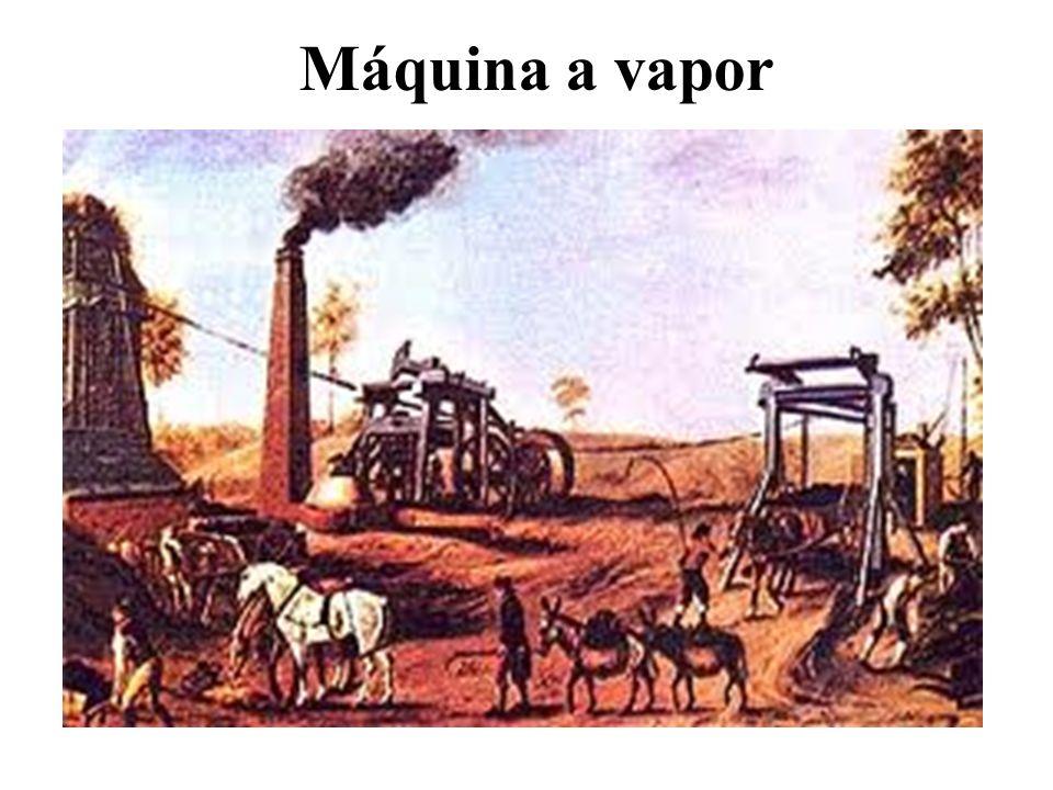 Máquina a vapor
