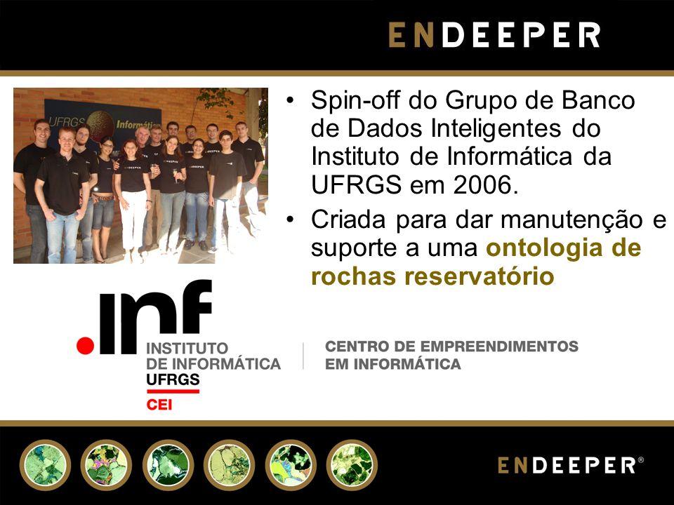 Spin-off do Grupo de Banco de Dados Inteligentes do Instituto de Informática da UFRGS em 2006. Criada para dar manutenção e suporte a uma ontologia de