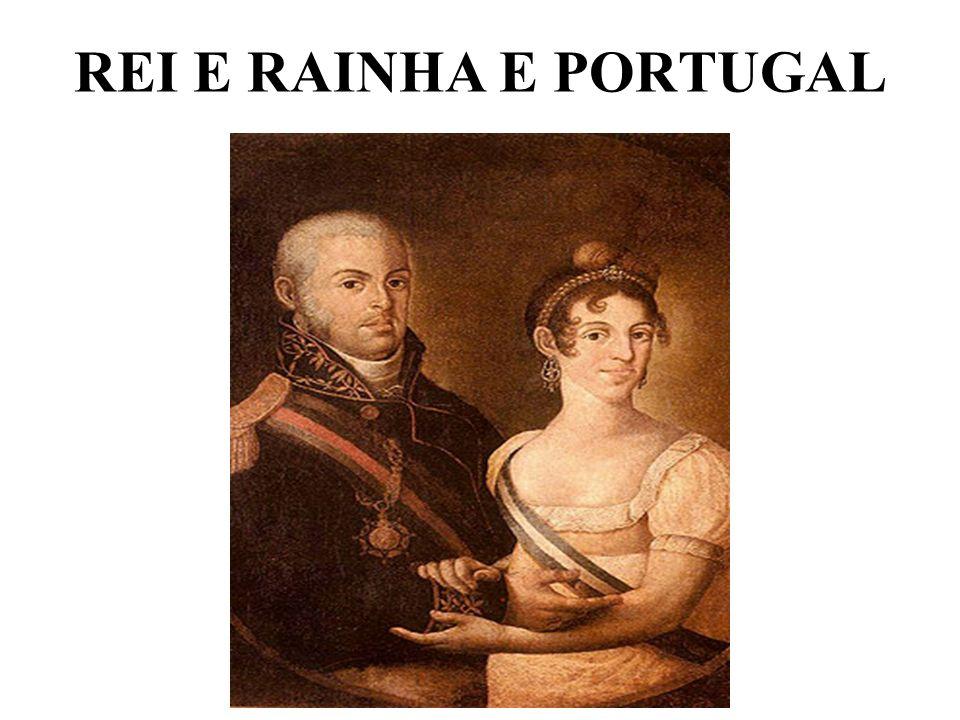 REI E RAINHA E PORTUGAL