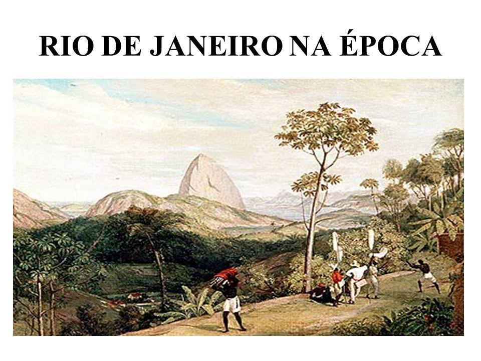 RIO DE JANEIRO NA ÉPOCA
