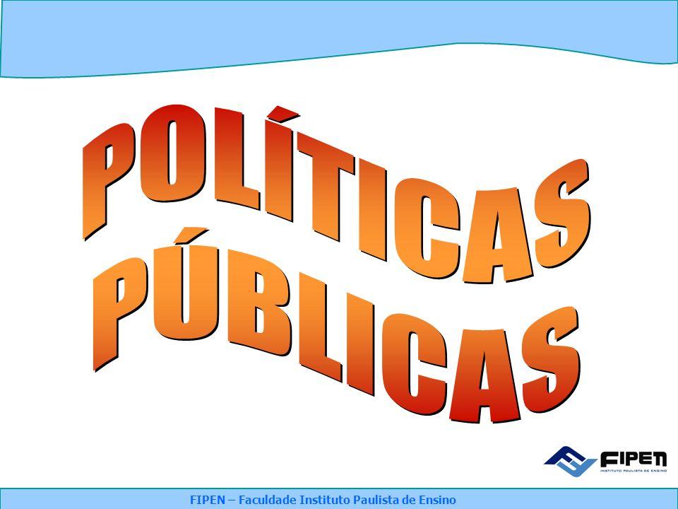 Primeira fase – Formação de agenda Demandas públicas X Recursos.