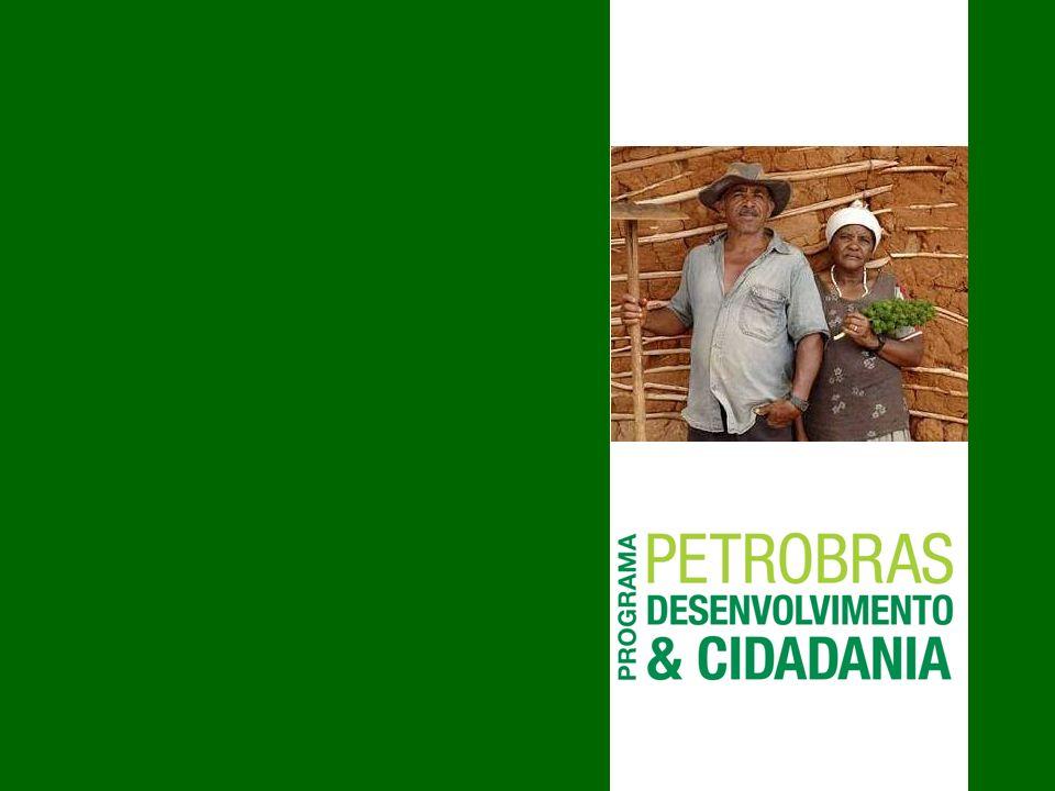 Metas de Desempenho METAS DE RESULTADOS DA CARTEIRA DE PROJETOS PREVISÃO ORÇAMENTÁRIA (R$ milhões) 20082009201020112012TOTAL 90,595,099,7104,7109,9499,8 FIXAÇÃO DE CARBONO E EMISSÕES EVITADAS DE GASES CAUSADORES DO EFEITO ESTUFA (GEE) 70% dos projetos patrocinados com resultados positivos expressos e avaliados por metodologia e padrões reconhecidos REDUÇÃO DOS RISCOS DE DESTRUIÇÃO DE ESPÉCIES E HABITATS AQUÁTICOS AMEAÇADOS 50% dos habitats naturais ameaçados recuperados 30% das espécies trabalhadas apresentando aumento de população 70% dos projetos patrocinados proporcionando expansão das áreas de proteção e/ou manejo sustentado de recursos GESTÃO DE CORPOS HÍDRICOS 80% dos projetos patrocinados demonstrando a implantação de instrumentos para avaliar a evolução da qualidade dos corpos hídricos 80% dos projetos proporcionando efetiva evolução da qualidade dos corpos hídricos, de acordo com os objetivos estabelecidos