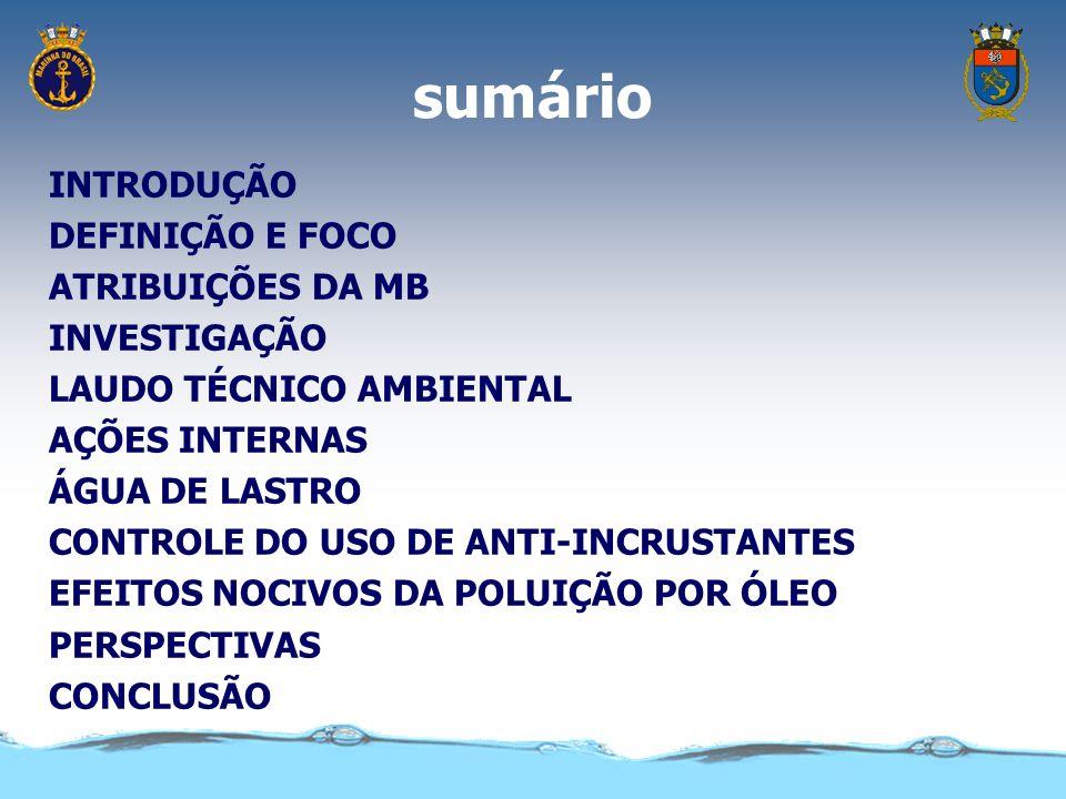 PREVENÇÃO DA POLUIÇÃO HÍDRICA CMG MONTENEGRO