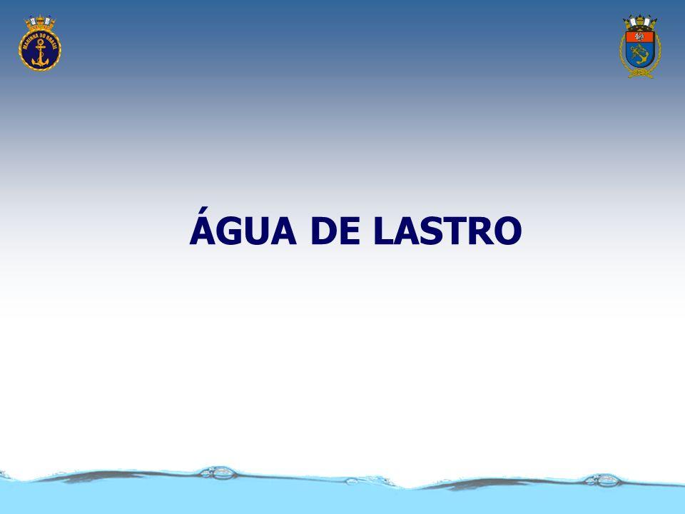 CONTINUAÇÃO A MB teve a iniciativa de normatizar e implantar as medidas para prevenção da poluição por óleo e derivados pelos navios da Marinha do Bra