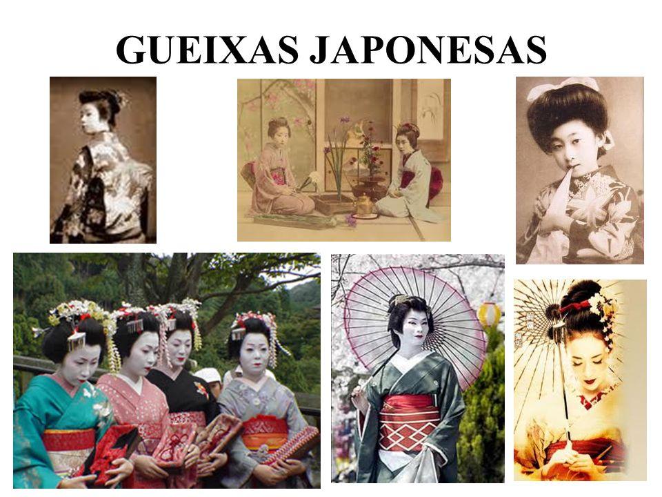 GUEIXAS JAPONESAS