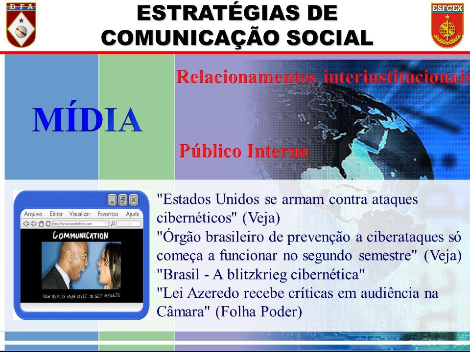 19 / ?? ESTRATÉGIAS DE COMUNICAÇÃO SOCIAL