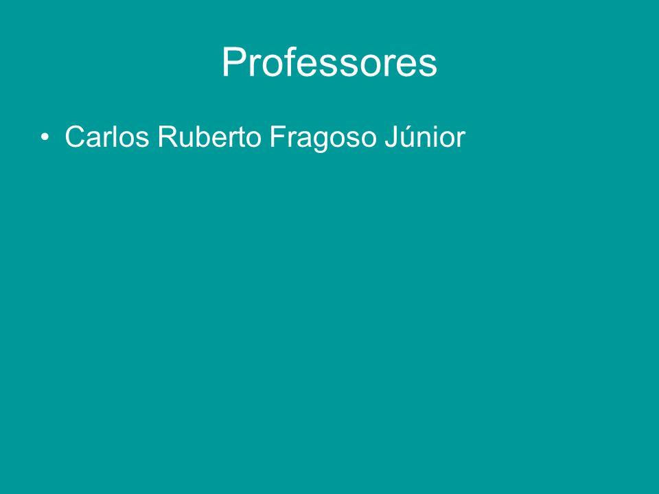 Professores Carlos Ruberto Fragoso Júnior