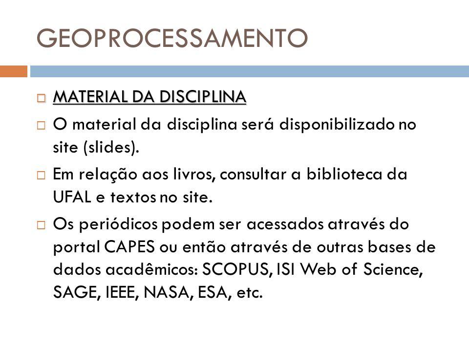 Fonte: Adaptado de Profº Fábio Marcelo Breunig Entrada de dados: SIG X CAD Projeções cartográficas; Topologia do espaço; Atributos descritivos; Alia mapas a banco de dados.