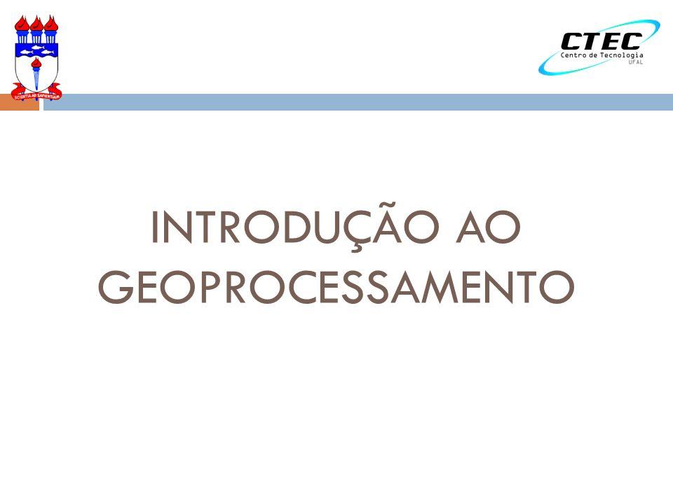 Fonte: Adaptado de Profº Fábio Marcelo Breunig Componentes de um SIG: Hardware Plataforma computacional de alta performance; Mesas digitalizadoras; Scanners; Plotters;