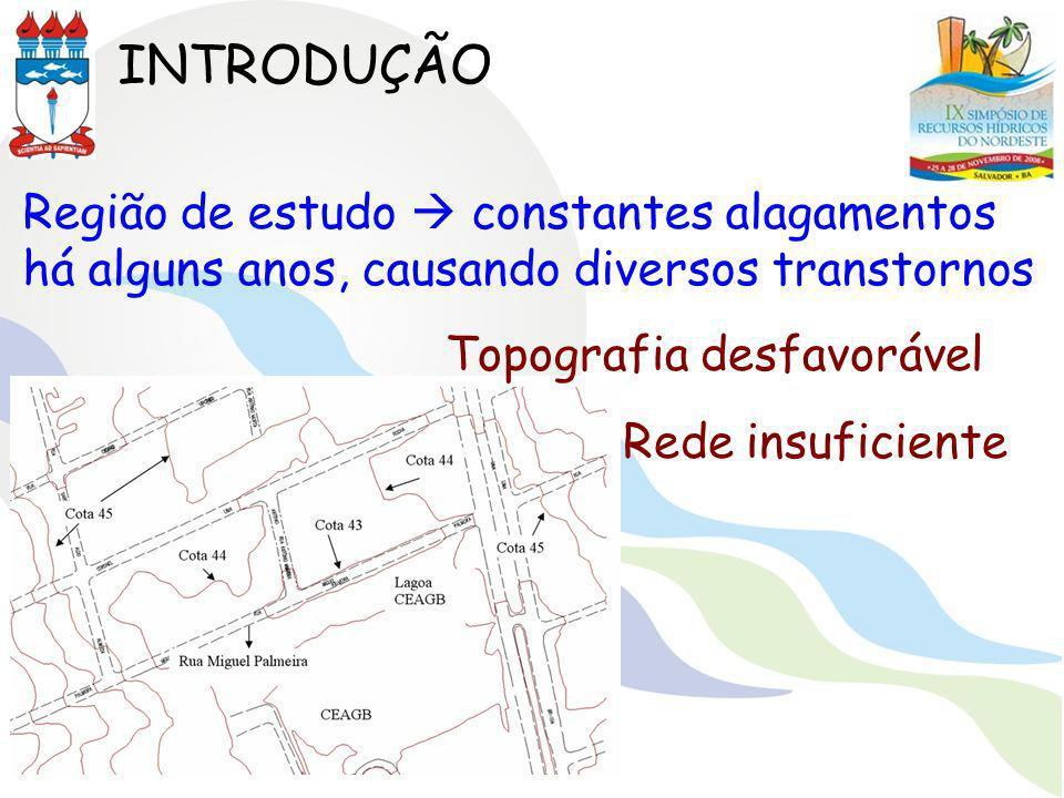 INTRODUÇÃO Soluções de moradores rua Cel. Lima Rocha