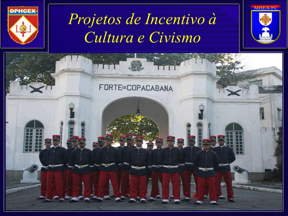 VIDEO Projetos de Incentivo à Cultura e Civismo