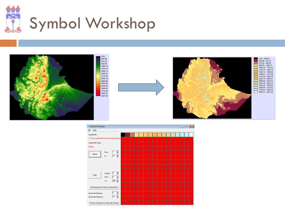 Symbol Workshop